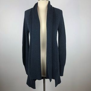 CAbi Countryside Ribbed Cable Knit Cardigan #3014